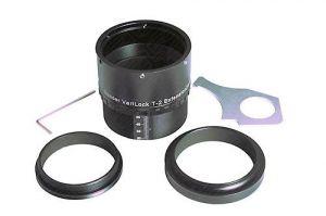 Baader VariLock 29, lockable T-2 ExtensionTube 20-29mm with spanner tool