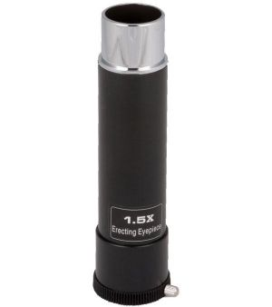 1.5X Erecting lens D 24.5 mm for refractors