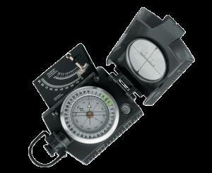 компас KONUSTAR-10 с клинометър, сив