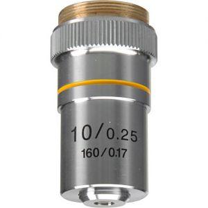 10х ахроматичен обектив за микроскоп