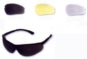 очила за стрелба SHOOTING-2 GLASS с три сменяеми стъкла