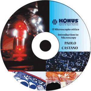 Microcosmo CD - ръководство за начинаещи в микроскопията