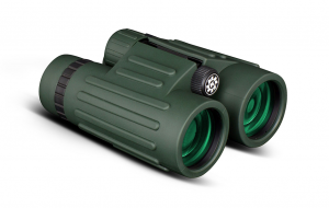 Бинокъл ЕMPEROR 10x50 WA, зелен