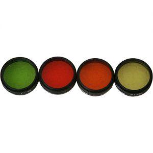Комплект цветни филтри Wratten (#11, #12, #21 & #23)