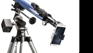 Telescope KONUSTART-900 MOTORB motorized, with smartphone adapter