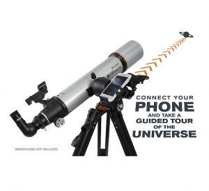 Телескоп StarSense Explorer™ DX 102AZ с включено приложение за смартфони